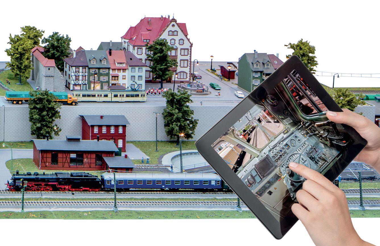 Neue Dimension der Modellbahn: Innovationen erhšhen Originaltreue und Spielwert