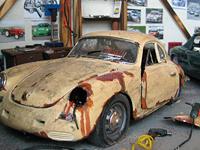 Dioramen Autos + Werkstatt