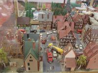 diorama-hotelbrand-verkehrsunfall