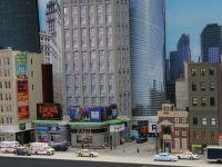 Diorama USA Großstadt