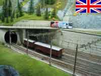 Furness Schweiz H0 Anlage