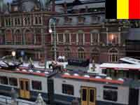 Haagse Module Groep H0 Anlage