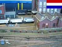 H0 Anlage Modelspoor Groep Ysselland