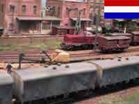 MSC Spijkspoor H0 Modellbahnanlage
