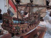 Holzschiffe, Streichholzschiffe