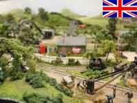 Purbeck H0m Modellbahn