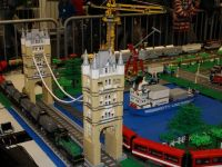 Lego Eisenbahn England
