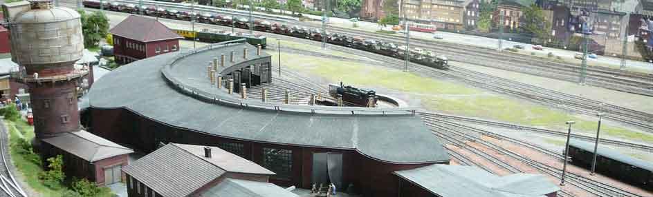 Modellbahnanlagen Vorstellungen