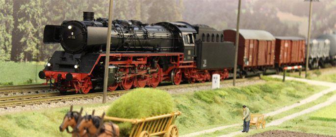 Modellbahn Anlagenportrait