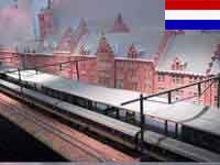 Nspoor Zuid Limburg NL Spur N Anlage