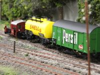 MEC Bielefeld Spur 0 Modellbahn
