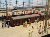 Modellbahn Dioramen und Landschaft
