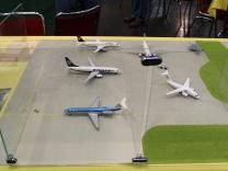 Flughafen Diorama PMC Dortmund