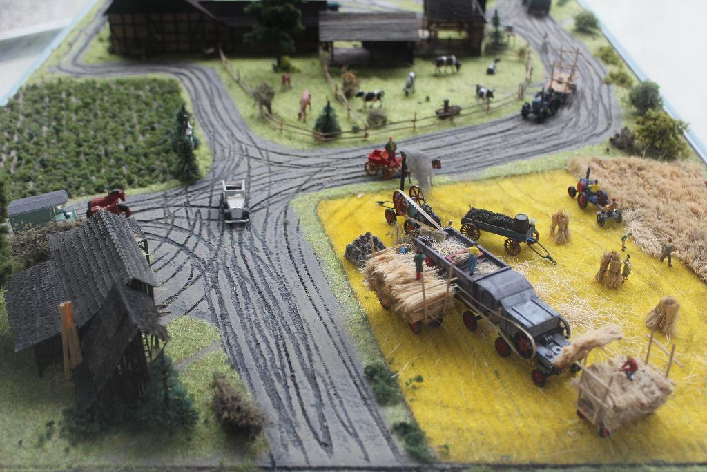 diorama historische landwirtschaft modellbahn. Black Bedroom Furniture Sets. Home Design Ideas