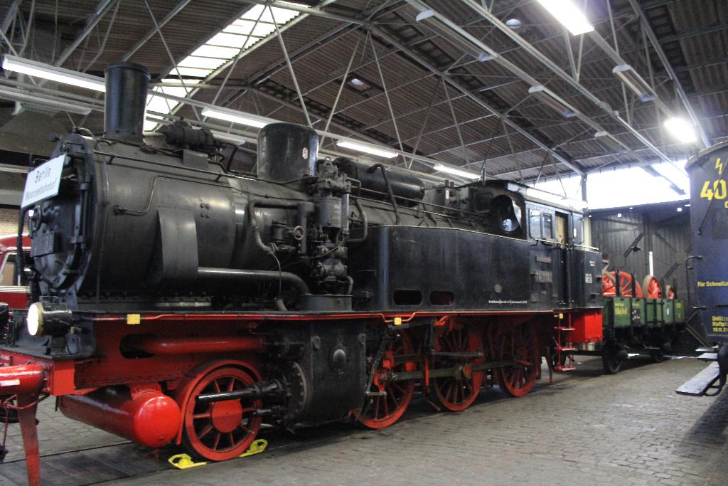 Dampflokomotive 55 3345