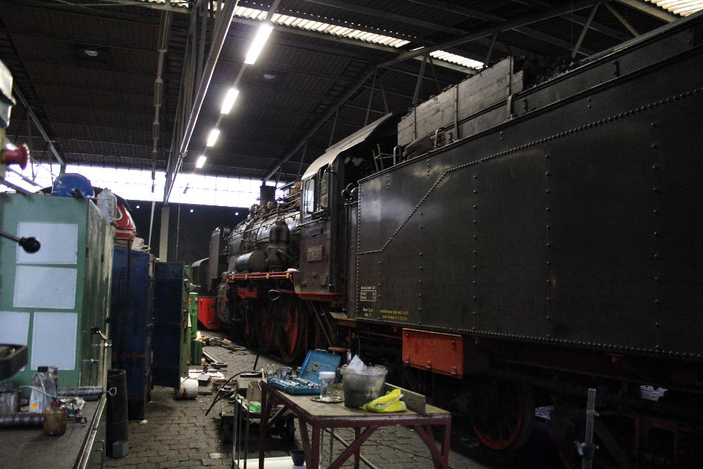 Dampflokomotive 38 2267