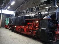 Dampflokomotive 97 502