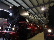 Baureihe 44 - schwarzer Geselle