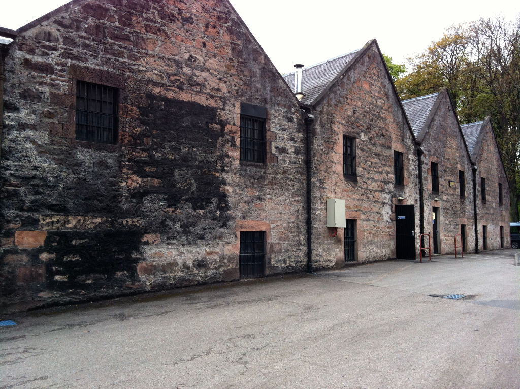 Glen Ord Distillery