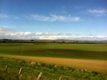 An der schottischen Ostküste