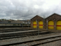 Bahnanlagen in Schottland