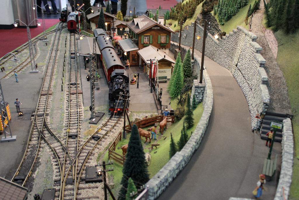 Lgb Anlage Modellbahn