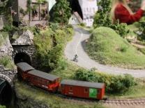 Bachmann Liliput H0 Modellbahn Schauanlage