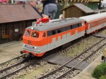 Spur G Modellbahnanlage