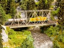 Art.Nr. 67029 Kastenbrücke H0 UVP EUR 79,99