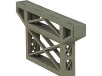 Art.Nr. 67031 Brückenpfeiler-Adapterstück H0 UVP EUR 7,99